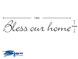 Bless our home (large)