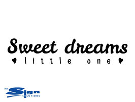 Sweet Dream Little One (small)