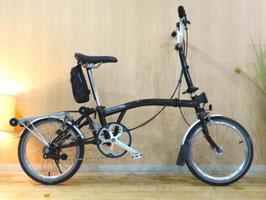 BROMPTON ブロンプトン M6R 16インチ 折りたたみ自転車 数回使用 超美車 新車同様