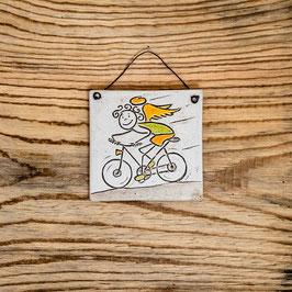 Schutzengel - Radfahrer