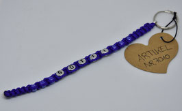 Schlüsselanhänger mit einem Namen (Art. 1302)