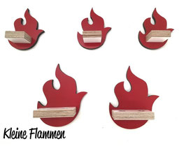 Erweiterungsregale kleine Flammen (Art. 1840-1842)