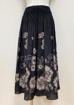 商品番号IS-4772  花柄スカート