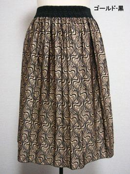 マーブル柄スカート 商品番号IS-8305-6US