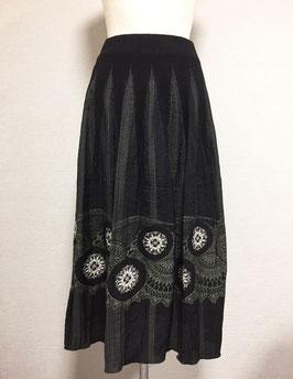 商品番号IS-5496  レース柄スカート