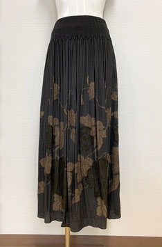 【SALE】商品番号IS-4896 葡萄柄スカート