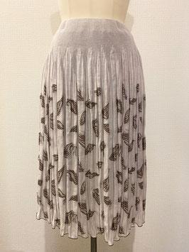 商品番号IS-8613-7W マリン柄スカート