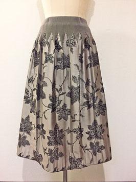 商品番号IS-8624-6US アニマル花柄スカート