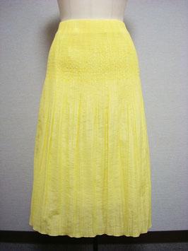 商品番号IS-9266-2W  ちりめん入りスカート