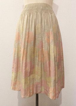商品番号IS-4826 花柄スカート