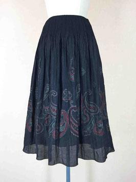 商品番号IS-6344 ペイズリー柄スカート