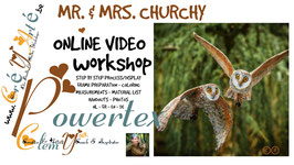 POWERTEX VIDEO TECHNQIUE WORKSHOP: MR. & MRS. CHURCHY