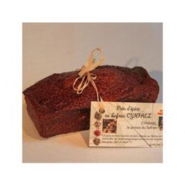 Pain d'épices au Safran Cynfaël 180g