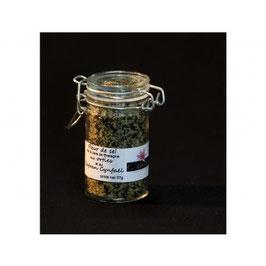 Fleur de sel aux orties et au safran Cynfaël