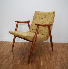 50er Jahre Sessel im Dänischen Design
