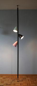 """Amerikanische """"Pole-Lamp"""" aus den 50er Jahren"""