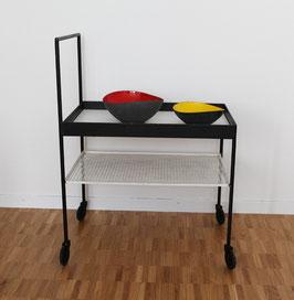 Servierboy/Teewagen im Stil von Mathieu Mategot