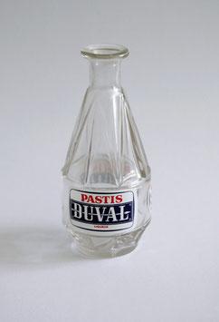 Pastis Duval Glaskaraffe, 50er Jahre