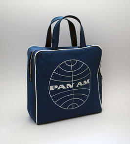 Original 60er Jahre Pan Am Flight Bag