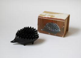 Igel Aschenbecher mit Originalverpackung im Stil von Walter Bosse