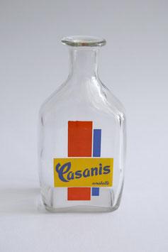 Casanis (2) Glaskaraffe, 50er Jahre