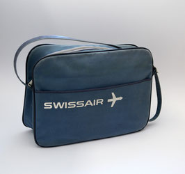 Original 60er Jahre Swissair Flight Bag