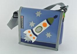 Kindergartentasche Rakete