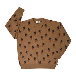 Acorn - knitted sweater