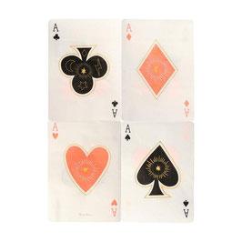 Serviette Karten