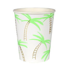 Becher Palm Trees
