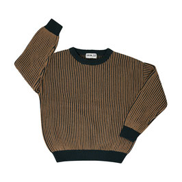 Backpack - knitted sweater