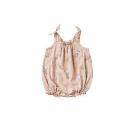 SS19 Baby jumpsuit Flamingo