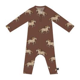 Wild Horse jumpsuit longsleeves/legs