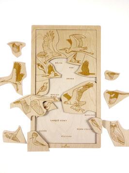 Puzzle Ealry birds
