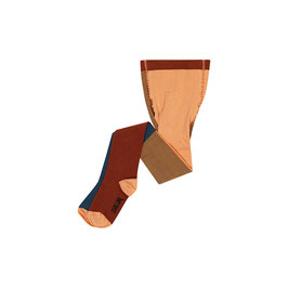 Tights - four color block 2