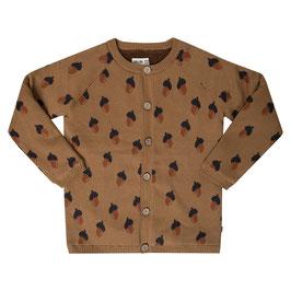 Acorn knitted cardigan