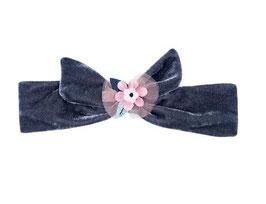Headband Velvet Flower