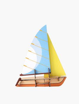 Cool classic boat
