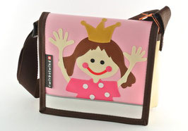 Kindergartentasche Lustige Prinzessin