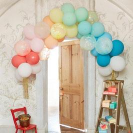 Regenbogenballon Kit