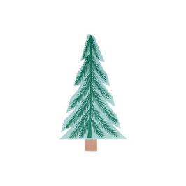 Serviette Tree