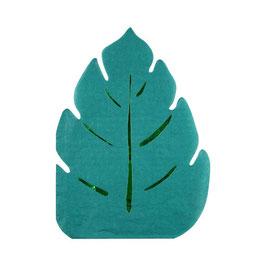 Serviette Palm Leaf (NEU)