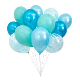 Beautiful Balloons Blue (NEU)