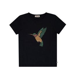 Hummingbird t-shirt wt print
