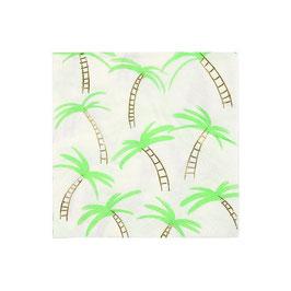 Serviette Palm gross