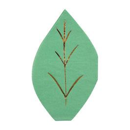 Serviette Leaf