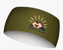 GebirgsblumeM. Multisport-Stirnband, schnelltrocknend mit speziellem Print