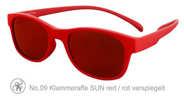 Klammeraffe® No. 9 SUN red
