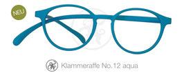 Klammeraffe® No. 12 aqua