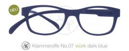 Klammeraffe® No. 07 Bifo Work dark blue